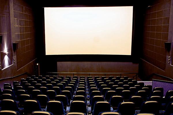 Футбол у кінотеатрі