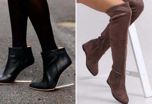 Модне осіннє взуття