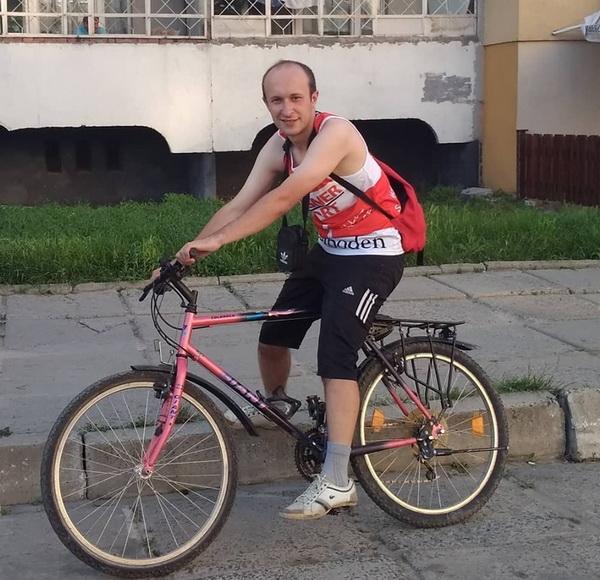 Воробус і велосипед