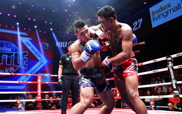 тайський бокс