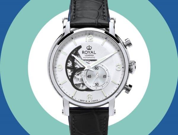 Royal London бренд годинників