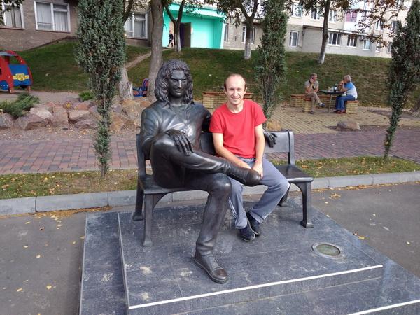 Пам'ятник Скрябіну