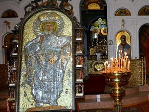 Чудотворна ікона Святителя Миколи Мірлікійського