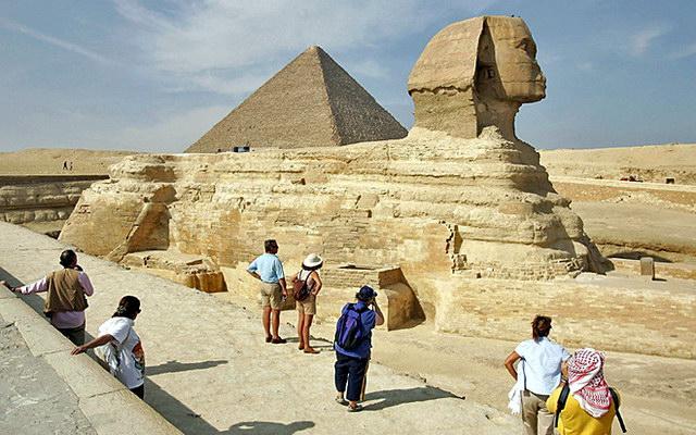 екскурсія до пірамід