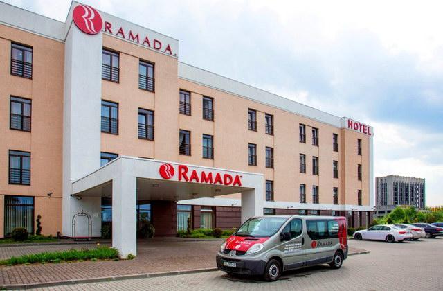 готельний комплекс Ramada Lviv