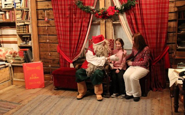 Резиденція Санта Клауса