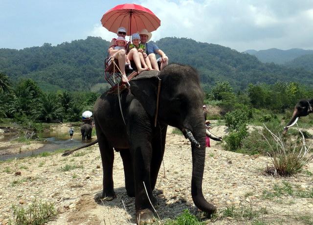 Таїланд з дітьми