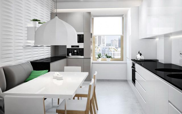 Як зробити кухню світлою та затишною, мов улітку?