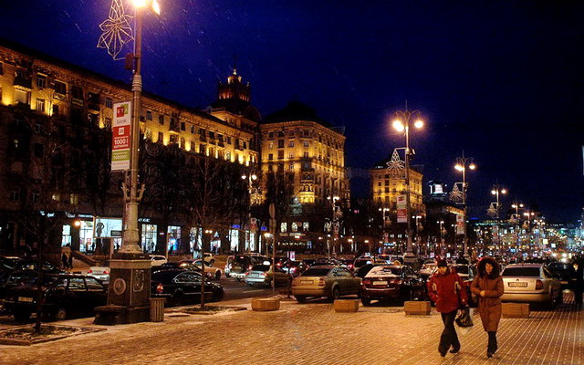 Куди сходити з друзями у Києві?