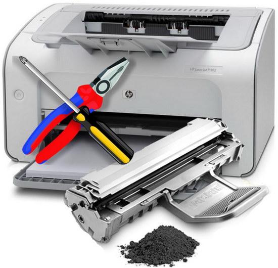 Якщо зламався принтер