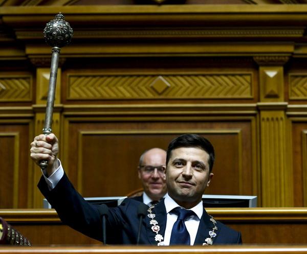 Зеленський - президент
