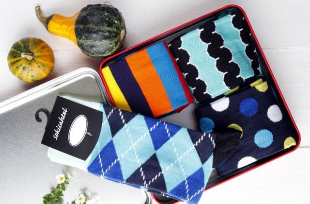 Подарункові комплекти шкарпеток