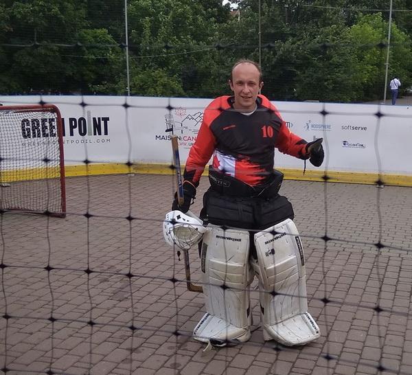 Хокей у Львові