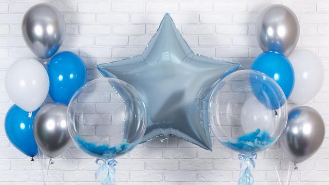 Композиції з повітряних кульок