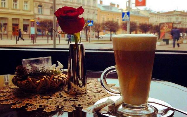 Львів - місто кави і ресторацій