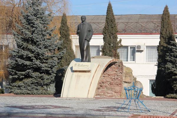 Вірші про Шевченка