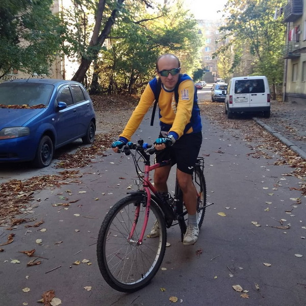 Велосипедист
