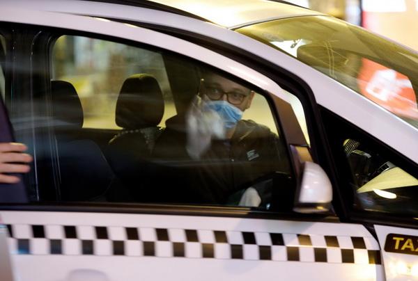 Таксі в умовах карантину
