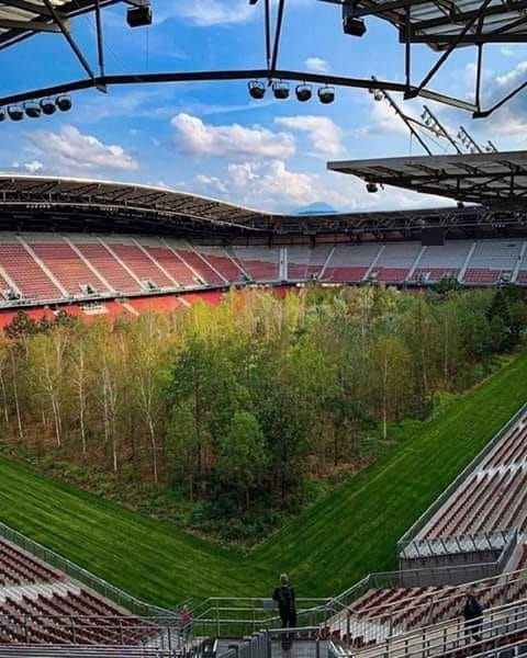 Сучасний стадіон