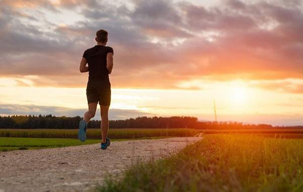 Біг, як засіб для похудання