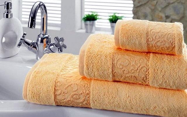 Як вибрати рушники для ванни