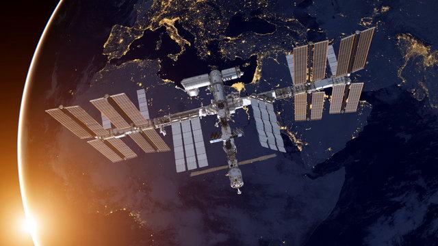 Міжнародна космічна станція (МКС)