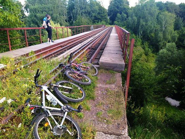Міст у Кривчицях