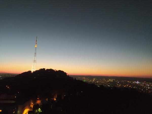 Вид на Високий замок
