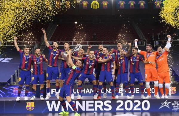Барселона - чемпіон