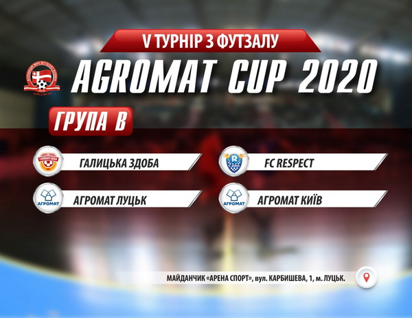 Agromat cup