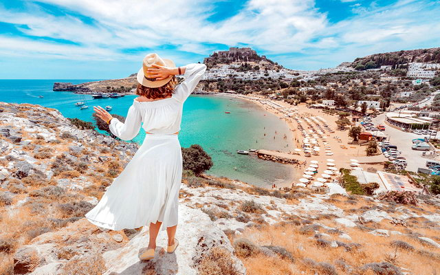 відпочинок у Греції