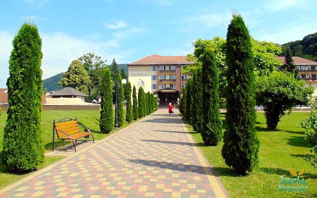 Санаторії України