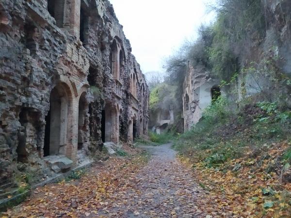 Тараканівський форт