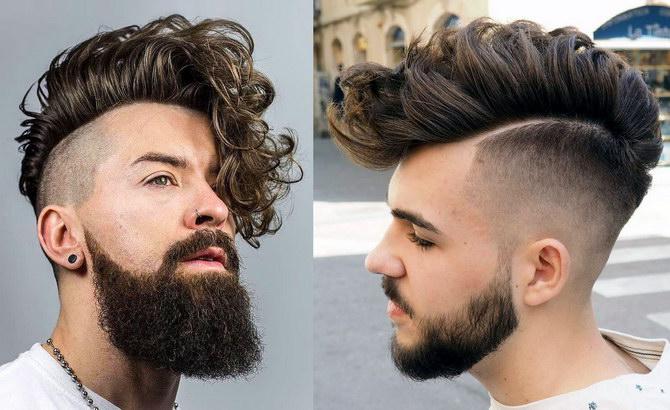 чоловічий віск для волосся
