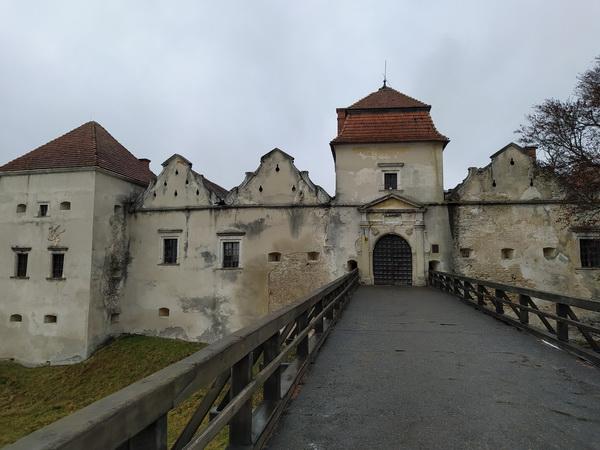 Замок у Свіржу