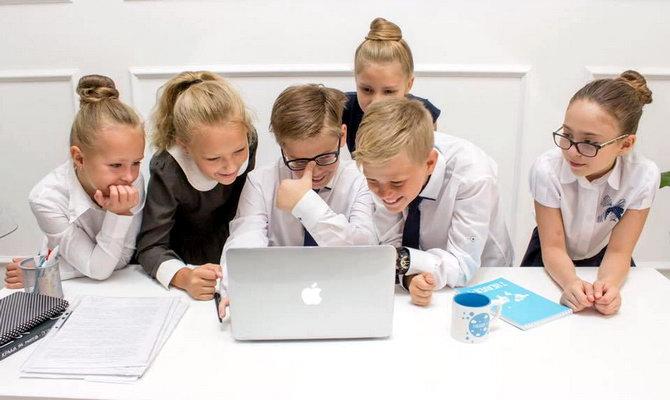 Комп'ютерні курси для дітей: вивчай IT змалку