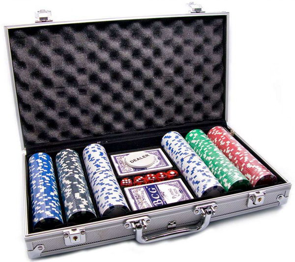 набір для гри у покер