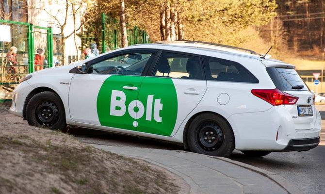 таксі Болт