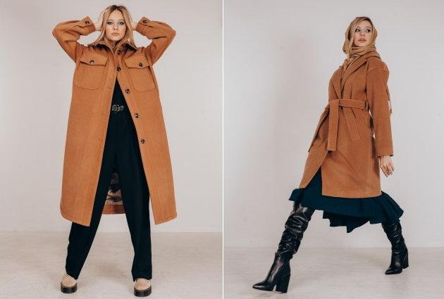 Модні пальто від VALENTIR