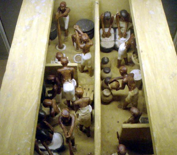 пиво в Древньому Єгипті