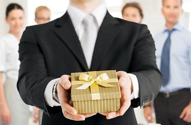 подарунки діловим партнерам