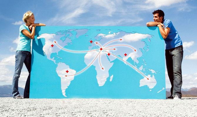 робота за кордоном