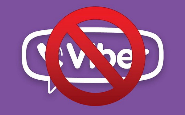 Viber не працює