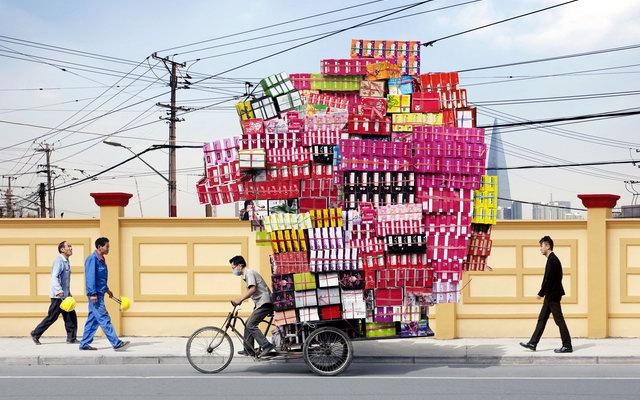 доставка вантажів з Китаю