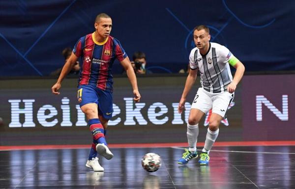 Ферао і Барселона в фіналі