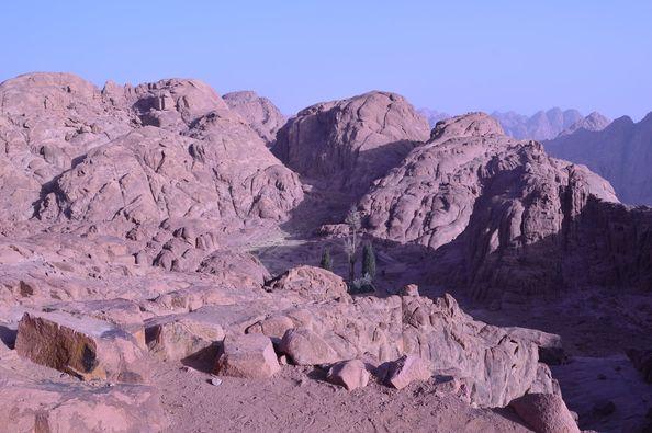 Гори Єгипет