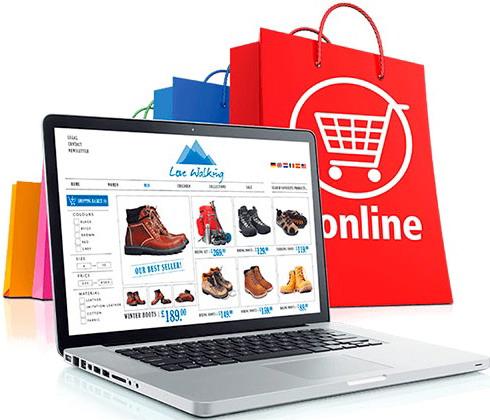 Інтернет-магазин одягу