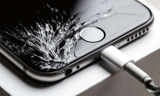 Найпоширеніші проблеми з Айфонами