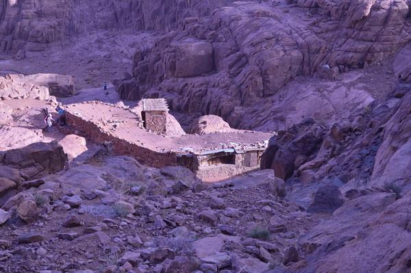На горі Синай