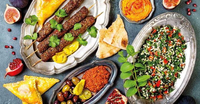 Левантійська кухня